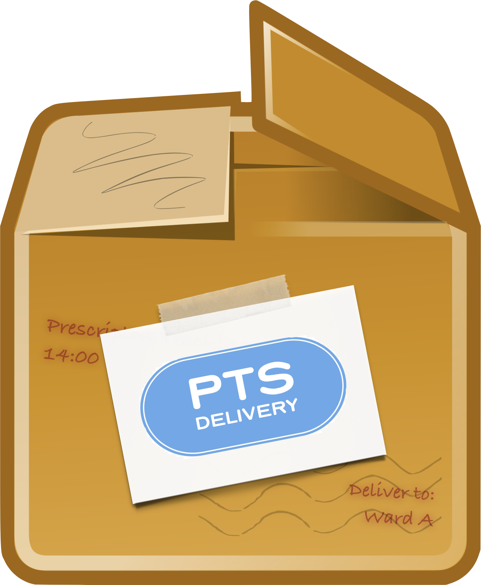 PTS Delivery Tracking